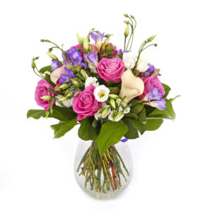 Wiązanki z kwiatów ciętych