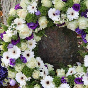 Bukiety, wiązanki i wieńce pogrzebowe