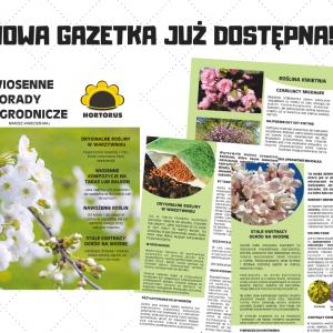 wiosenne porady ogrodnicze